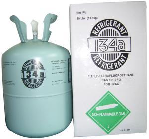 Buy cheap Prix 99,9% de haute qualité de gaz réfrigérant de HFC-134a bon product