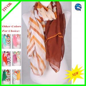 China 2013年にFashionable Spring Scarf Multicolor販売法の女性色 wholesale