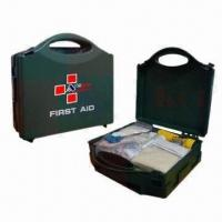China Home Emergency First Aid Kit with Wall Bracket on sale