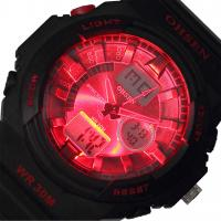Buy cheap Accurate Multifunction Sport Wrist Watches OHSEN With El Backlight product