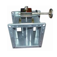 Buy cheap ZS-YF Powder cold rolled steel Round air damper product