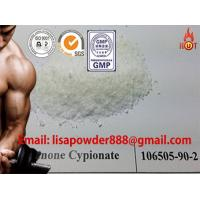 China Pharmaceutical Injectable Anabolic Steroids Boldenone Cypionate Powder CAS 106505-90-2 wholesale
