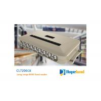 Buy cheap 8 Ports Long Distance Rfid Scanner , Stationary Rfid Reader 20m Identification product