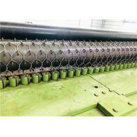 Buy cheap Hexagonal Fencing Net Making Machine 165m/Hr Speed For 2.7mm Diameter Wire from wholesalers