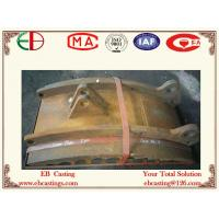 Buy cheap Mn13Cr2 Manganese Steel Wear Parts for Crushers EB19006 product