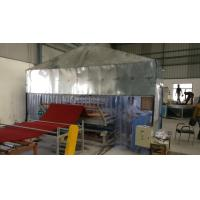 Buy cheap PVC Plastic Door Mat Manufacturing Machine Omron Temp Controller ISO / SGS product