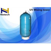 Buy cheap UV Mixing tower Ozone Generator Water Purification For Swimming Pool / UV O3 Disinfection system product