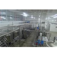 Buy cheap drink Dilution Industrial Processing / Concentrated Jam blending Production Line from wholesalers