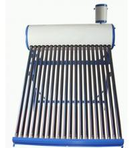Buy cheap Dirija 18 o aquecedor de água solar pré-aquecendo compacto da baixa pressão dos tubos 150L product
