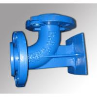 China DuctileIronCastPipeFitting on sale