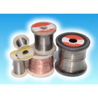 Buy cheap Nickel Chromium heating alloy wire from wholesalers