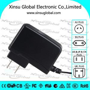 Buy cheap Adaptador da alimentação de DC da C.A. do carregador 12V 1A dos aparelhos eletrodomésticos com CE GS LVD SAA RCM C-tick.etc do FCC PSE do cUL do UL product