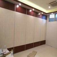 Buy cheap Plywood 65 mm Thickness Movable Partition Wall In Pakistan Melamine MDF Surface product