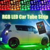 Buy cheap 90cm Music Tube 8 Colors LED Neon Lights For Cars product