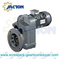 China 40HP 30KW Parallel Shaft speed-reducer, helical gear reduction motor Specifications on sale