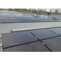 Reliable Grey BIPV Solar Panels , Commercial Solar Cell Excellent Performance