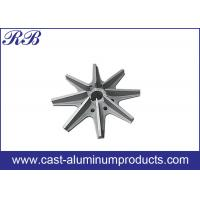 Buy cheap Customized Gravity Casting Pump Impeller / Aluminum Alloy Water Pump Impeller product