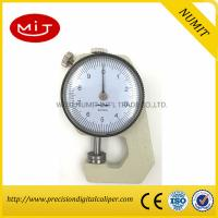 China Hand Held Dial Thickness Gauge meter 0-0.5inch,0-1inch,Thickness Table,Dial Test Indicator Accuracy on sale