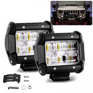 Buy cheap 4x4 UTV Led Light Bar 9621T 4000 LM Lumen For Truck / Trailer / Tractor product