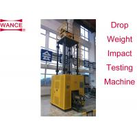 Buy cheap Fully Automatic Tear Testing Machine Drop Weight Impact Test Of Steel Self - Lock Design product