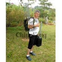 Buy cheap Handheld Portable High Power Signal Jammer Remote Control GPS PDF Format 75W product