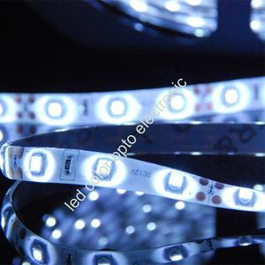 China 30/60/120 led 5050 white color LED strip on sale
