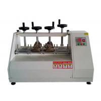 Buy cheap Finished Shoes Flexing Bend Test Machine , Material Testing Laboratory Equipment product