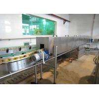 Buy cheap Halal Chicken Canned Food Production Line Poultry Processing Machinery For Iron Tins product