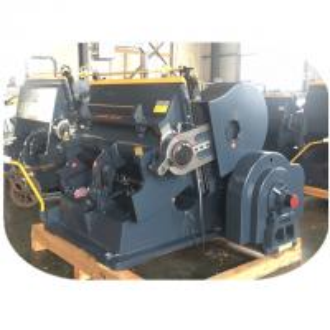 Buy cheap ML -1100 Semi Automatic Carton Die Cutting Machine Punching For Cardboard product
