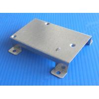 Buy cheap H62 / H68 Brass Customized Electrical Appliance Spare Parts , Cutting / Stamping / Bending Parts product