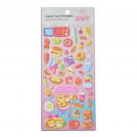 Buy cheap Puffy Delicious Pizza Food For Playing Large Meal Kitchen Fun Game Scene Children DIY 1.8mm Embossed product