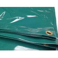Buy cheap 14 OZ Water Proof Glossy PVC Coated Tarpaulin Fabric For Boat Cover Or Truck from wholesalers