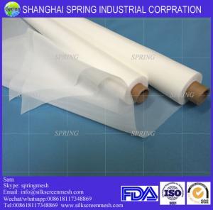 Buy cheap GG mesh for flour sieving 42GG white 200 micro/( factory offer) PA GG, XXX series flour mesh/Nylon Flour sifting mesh product