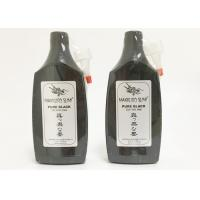 Buy cheap Non Toxic 360ml / Bottle Permanent Makeup Tattoo InkPure Black Color product