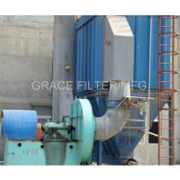Buy cheap High Efficiency Pulse Jet Bag Filter For Crusher / Cement Mill / Steel Plant product