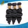 Les prolongements malaisiens durables de cheveux de Vierge desserrent les cheveux 100% de Vierge de vague