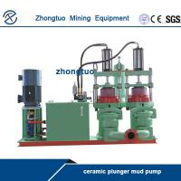 Buy cheap Ceramic Plunger Mud Pump|Hydraulic|Sludge from wholesalers