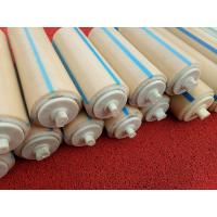 Buy cheap Carrier Idler Roller Fertilizer Industrial Trough Conveyor Rollers Corrosive Resistant from wholesalers