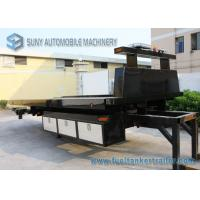 China FB 5 Flatbed Tow Truck Upper Body With 4 Ton Flatbed 2 Ton Underlift on sale