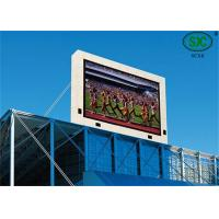 Buy cheap P16 Outdoor Waterproof RGB LED Display For Football Stadium Advertising  16 * 16mm product