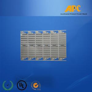 Buy cheap БТ освещает алюминиевую плату с печатным монтажом контржурным светом с ПКБ 1,0 толщин product