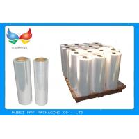 40 Mic Soft Clear Transparent PVC Shrink Film For Bottle Labelling