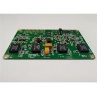 Buy cheap Lead Free Printed Circuit Board Assembly 4 Layers 1OZ White Silkscreen ISO Approval product