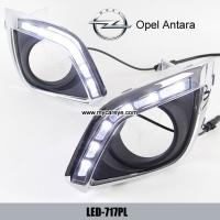 China Opel Antara DRL LED Daytime Running Light Car led lights units upgrade wholesale