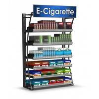 Buy cheap Custom Made Cigarette Display Case , Overhead Cigarette Racks For Convenience Store product