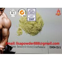 Buy cheap Safe Trenbolone Enanthate Powder / Injectable Parabolan Steroid , Yellow Powder product