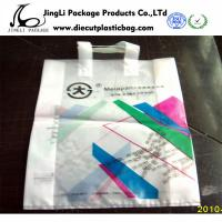 Buy cheap Degradable Printed Rope Handle Bags plastic shopping bag for supermarket product
