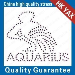 China china wholesale rhinestone hot fix motifs;china factory hotfix motifs;new design motif hotfix on sale