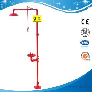 Buy cheap La douche de SH712BSR-Safety et douche de la station, du secours SS304 et l'oeil de collyre lavent product