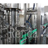 Buy cheap Coca Cola Carbonated Drink Filling Machine  Washing Filling Capping Machine High Speed Beverage Filling Machine product